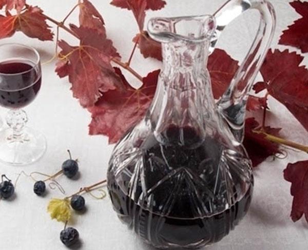 Вино из терновника